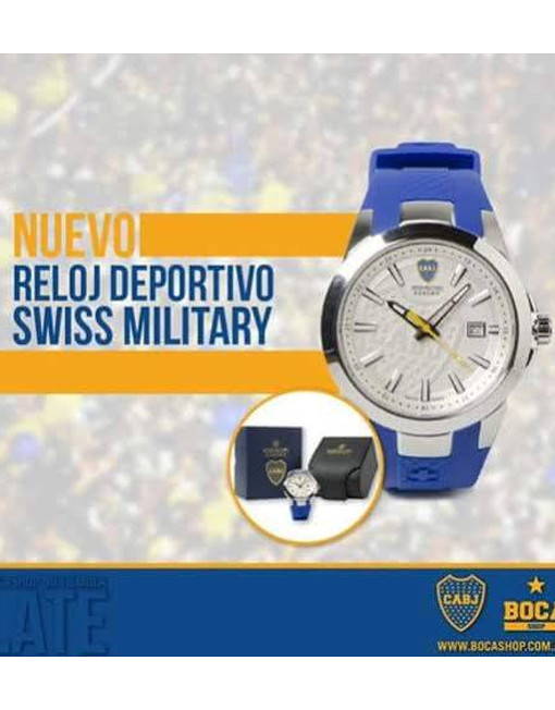 best sneakers eacf4 ad19a Original Boca Juniors Watch