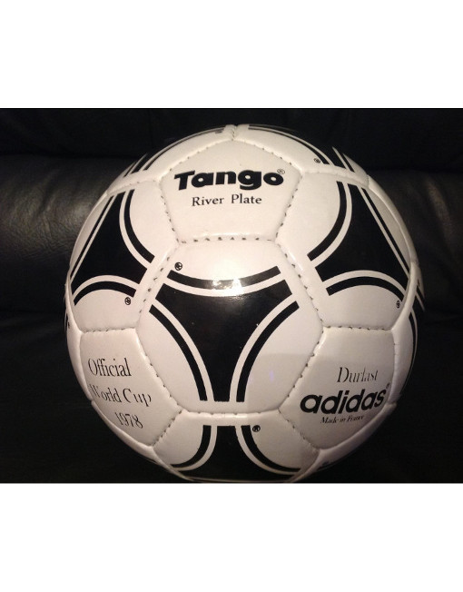 Adidas Tango River Plate World Cup Argentina 1978 Soccer Ball 27c7905ad303