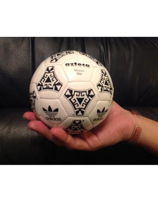 Mini Adidas Azteca Soccer Ball Number 0 e7165fd62f804