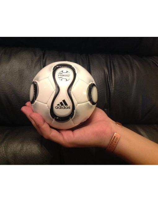 Mini Adidas Teamgeist 2006 Soccer Ball Number 0