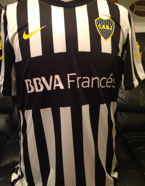 new product 5fcca 345d7 Nike Soccer Jersey Boca Juniors 2