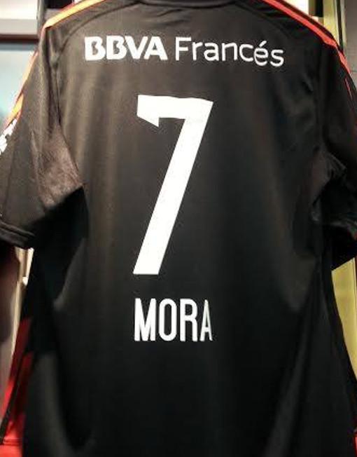number 7 adidas shirt