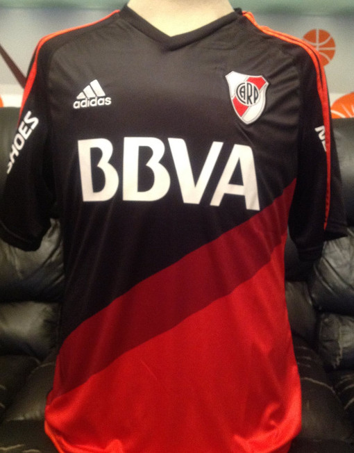 e1dab8418 Adidas Soccer Jersey River Plate Number 15 Piscu. $109,00. Out of stock.  prev