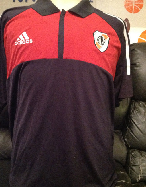 092335809 Adidas Soccer Jersey River Plate Black. $99,00. Out of stock. prev