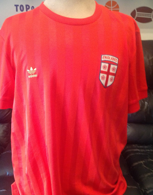 the best attitude b0cc7 0d137 Adidas Retro Soccer Jersey England World Cup 1966 Number 1