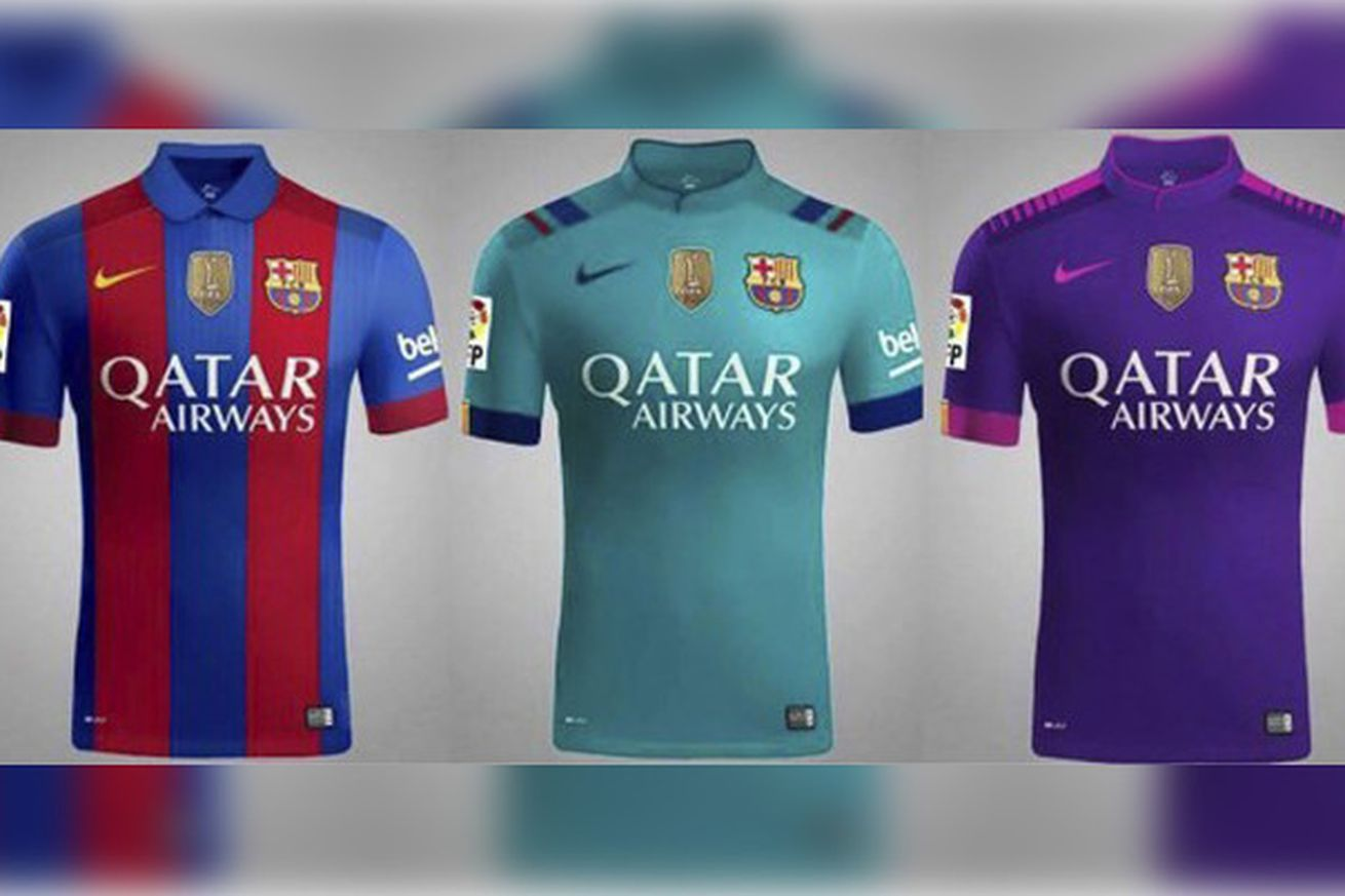 63b1af00dbc Barcelona might begin 2016 season without shirt sponsor