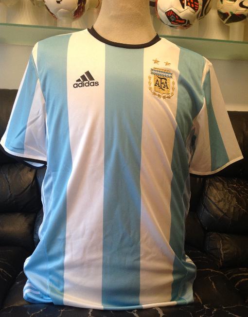 2e0f1a1a4 Adidas Adizero Soccer Jersey Argentina Messi 10.  157
