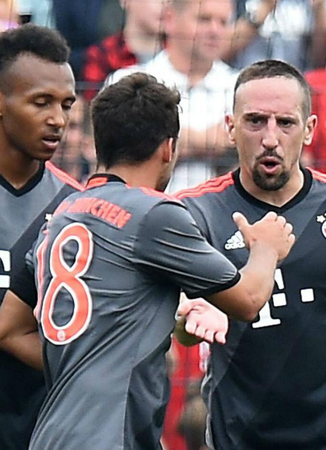 Bayern Top Sold Shirts