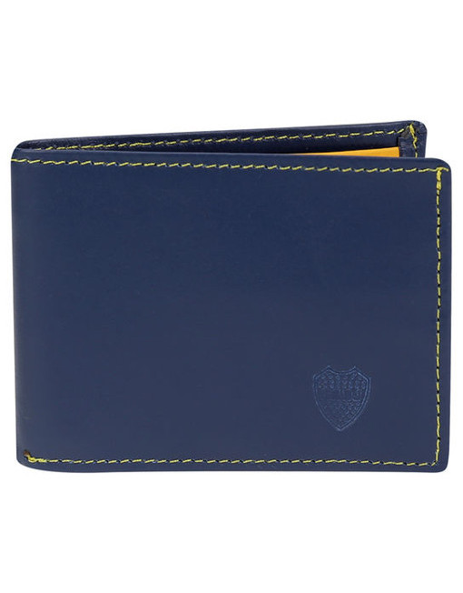 Leather Wallet Boca Juniors