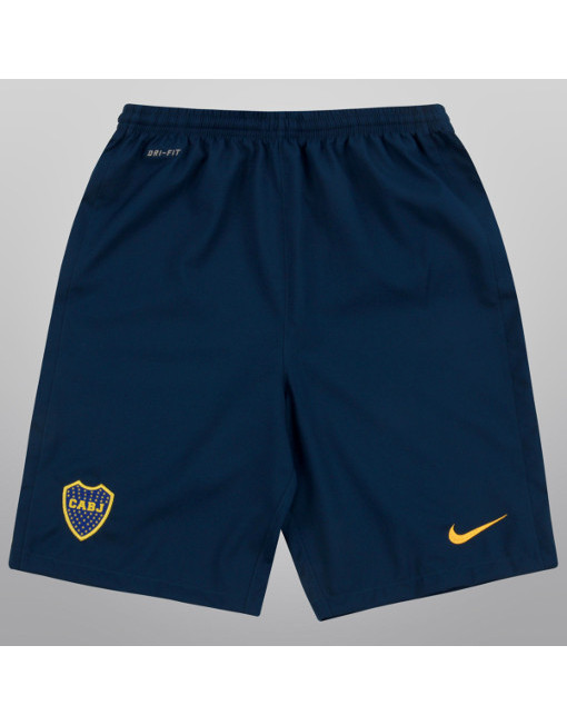 Boca Juniors Nike Short Official Stadium 2014-15 Kids