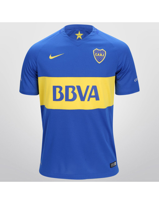 Nike Jersey Boca Juniors Official Stadium 2016