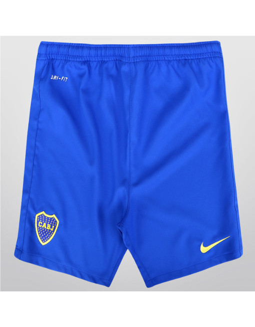 Boca Juniors Nike Short Official Stadium 2016 Kids