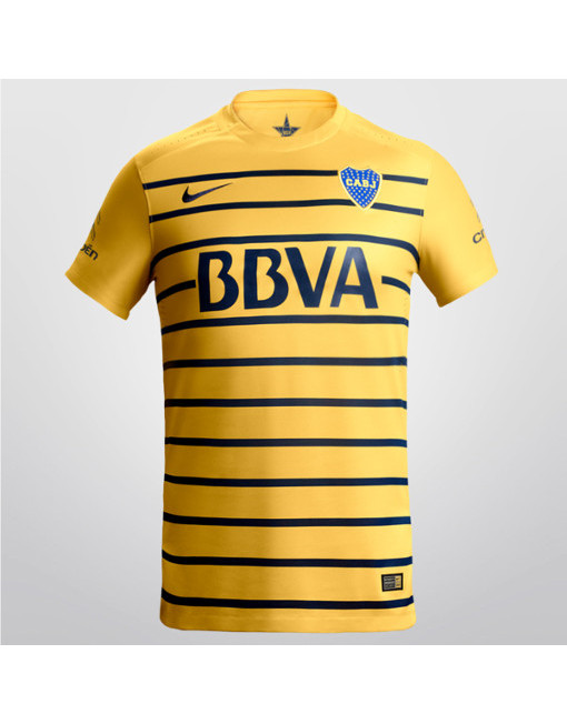 Nike Jersey Boca Juniors Away Match 2016