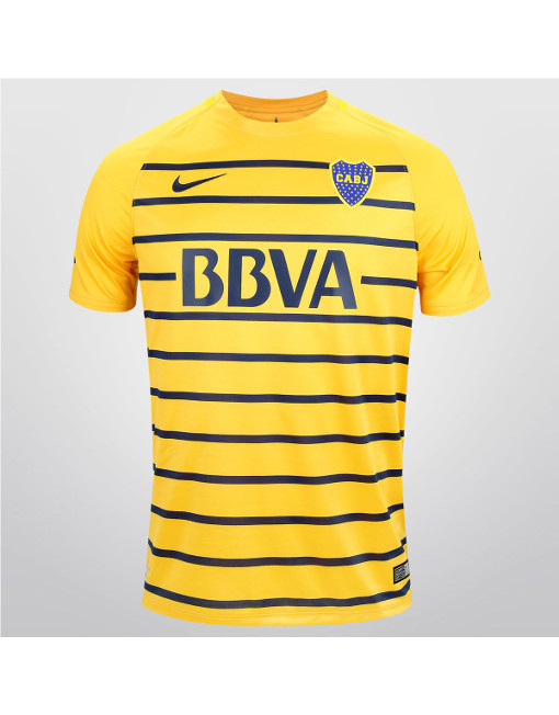 Nike Jersey Boca Juniors Away Stadium 2016