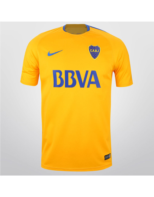 Nike Shirt Boca Juniors Flash