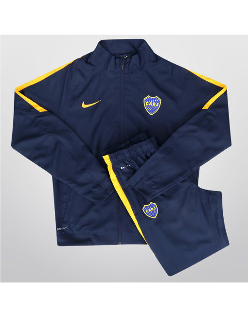 Nike Track Suit Boca Juniors  Rev Wvn