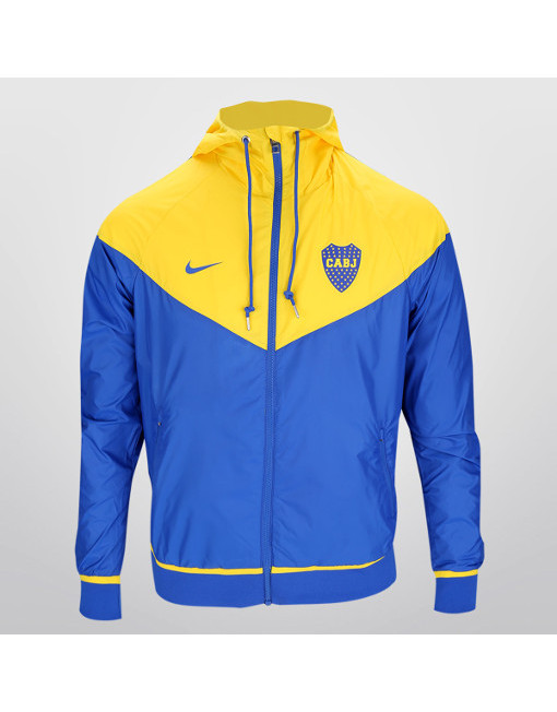 Nike Jacket Windrunner Boca Juniors