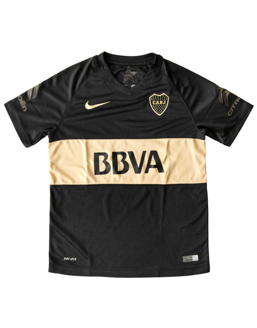 new style 70efa 3a73e Nike Jersey Boca Juniors Away 2 Stadium 2016 Kids