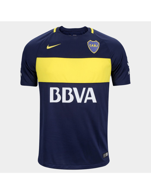 cheaper 4bc9a c1abe Nike Jersey Boca Juniors Official Stadium 2016-17