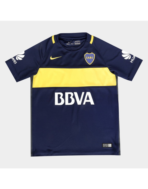 Nike Jersey Boca Juniors Official Stadium 2016-17 Kids