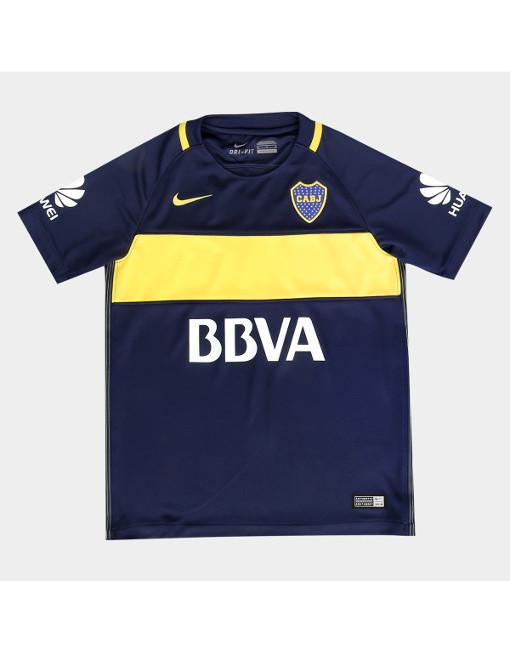 Nike Jersey Boca Juniors Official Stadium 2016-17 Kids