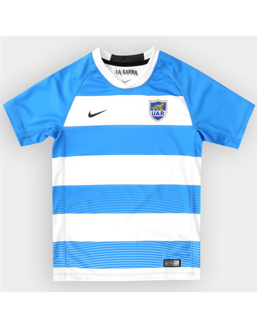 Nike Jersey Los Pumas UAR Rugby Championship Official Stadium 2016 Kids