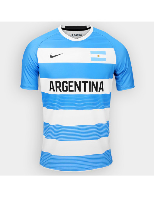 Nike Jersey Los Pumas UAR Rugby Championship Official Stadium 2016