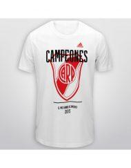 Adidas Shirt River Plate El Más Grande