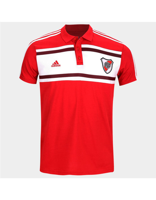 Adidas Polo Shirt River Plate S2 2016