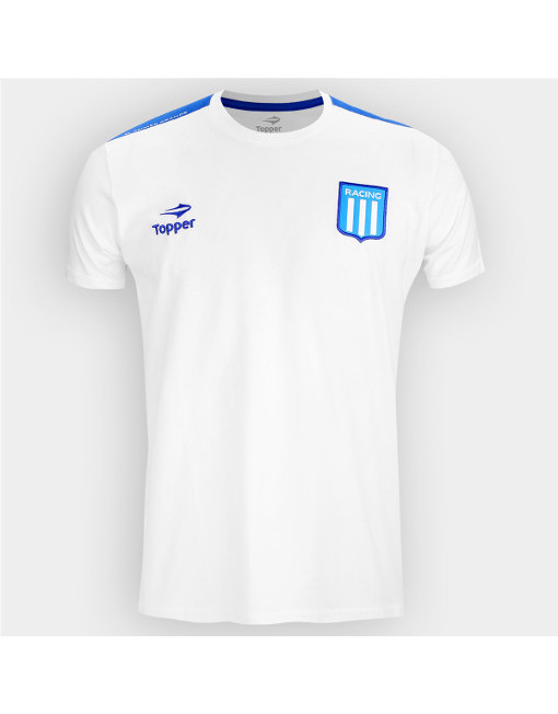 Remera de Training Topper Racing Club Official 2016