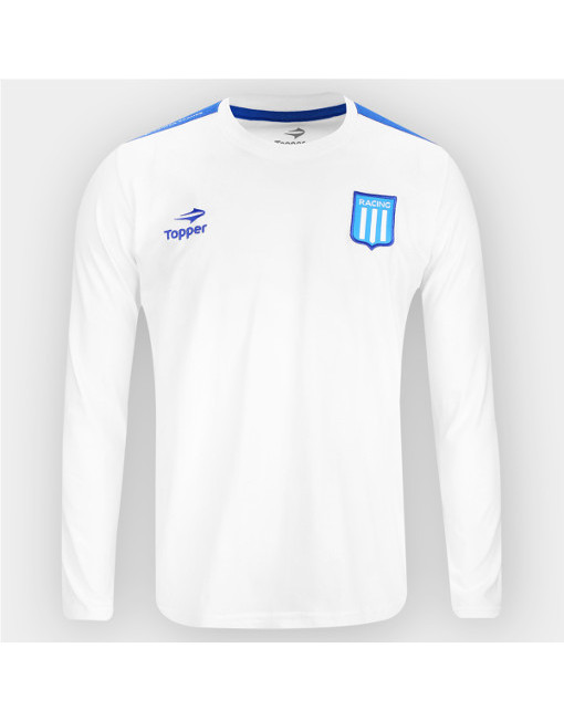 Remera de Training Topper Racing Club Official 2016 M-L