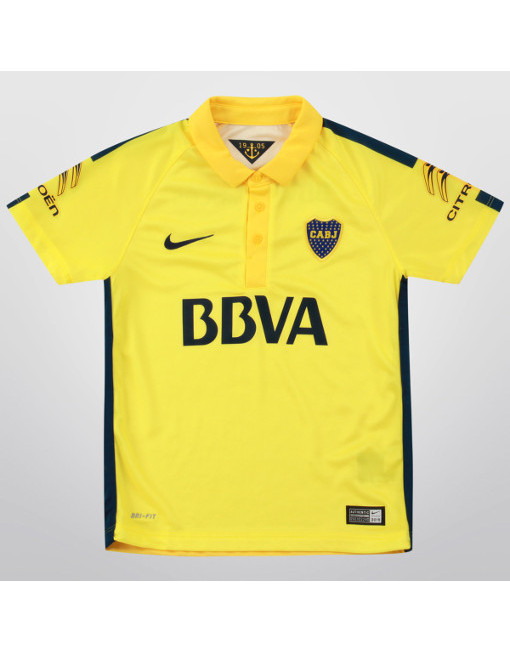 Nike Jersey Boca Juniors Away 2 Stadium 2015 Kids