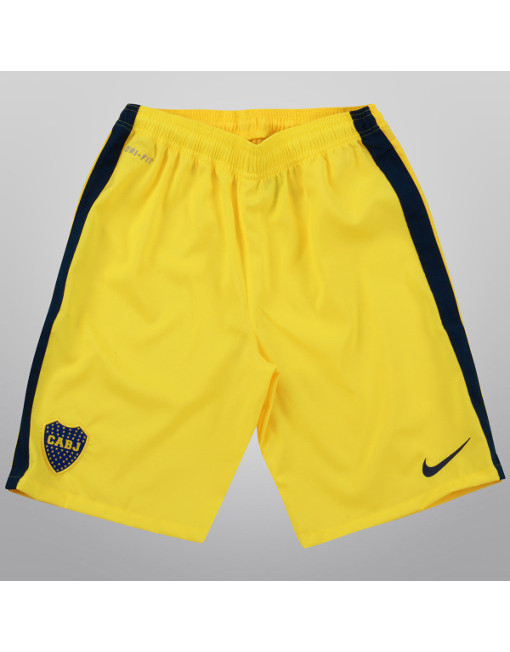 Boca Juniors Nike Short Stadium Alternative 2 2015