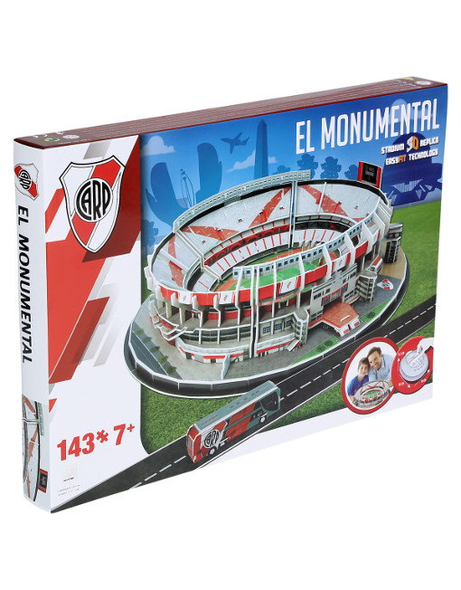 Miniature River Plate El Monumental Stadium