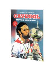 Book Cavegol Mi Vida con River