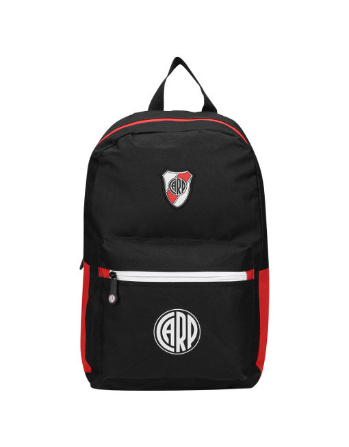 "River Plate Backpack Monumental 17"" 2"