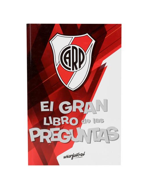 Book River Plate El Gran Book de las Preguntas