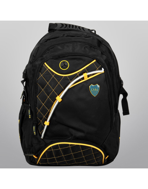 "Boca Juniors Backpack 19"" Premium"