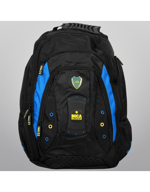 "Boca Juniors Backpack Porta Notebook Premium 19"" 3"