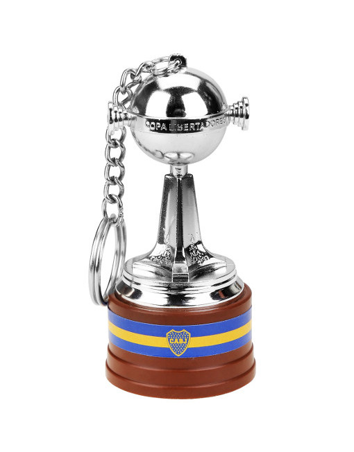 Keychain Boca Juniors Mini Libertadores