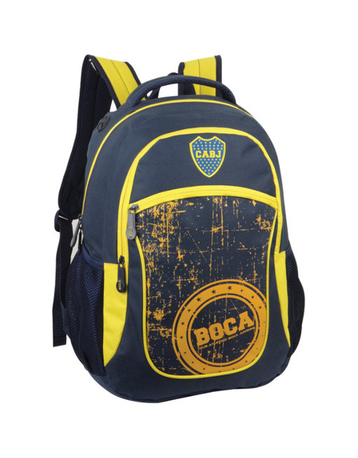 "Boca Juniors Backpack Xeneize 18"" 3"