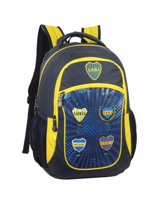 "Boca Juniors Backpack Xeneize 18"" 4"