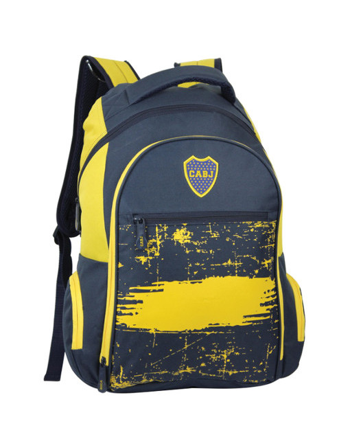 "Boca Juniors Backpack Bosteros 18"" 4"