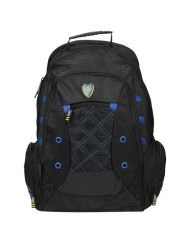 "Boca Juniors Backpack Porta Notebook Premium 19"" 5"