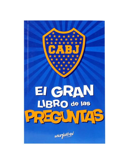 Boca Juniors Book El Gran Book de las Preguntas
