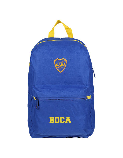 "Boca Juniors Backpack 17"" Bombonera 2"
