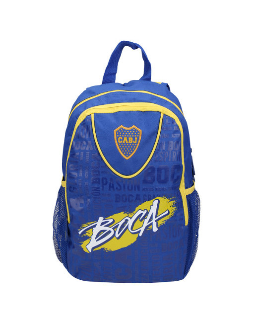 "Boca Juniors Backpack 15"" Pasión 3"