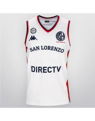 Kappa Basketball Jersey San Lorenzo Away 2016