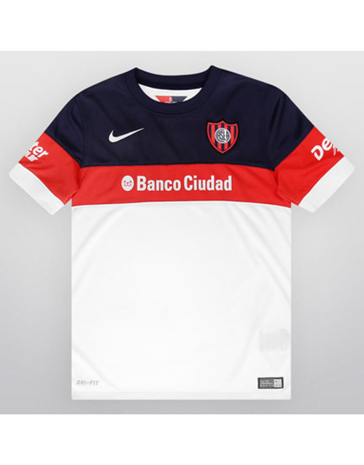 Nike Kids Shirt San Lorenzo Alternative Stadium 2016