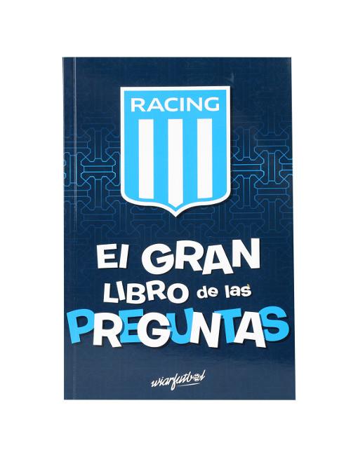 Book Racing Club El Gran Book de las Preguntas